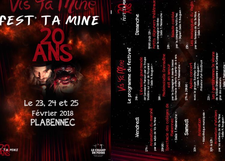 Fest'Ta Mine 2018