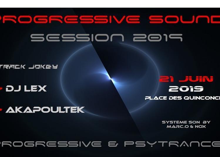 Progressive Sound Session à Bordeaux