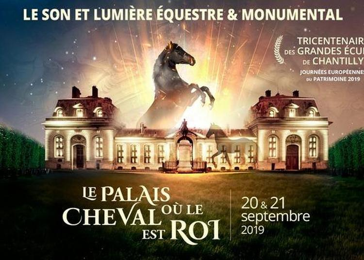 Projection à Chantilly
