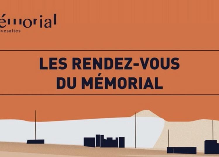 Projection - Les rendez-vous du Memorial à Salses le Chateau