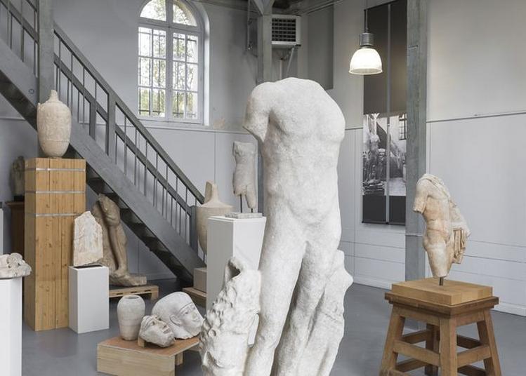 Projection à L'atelier Des Antiques à Meudon