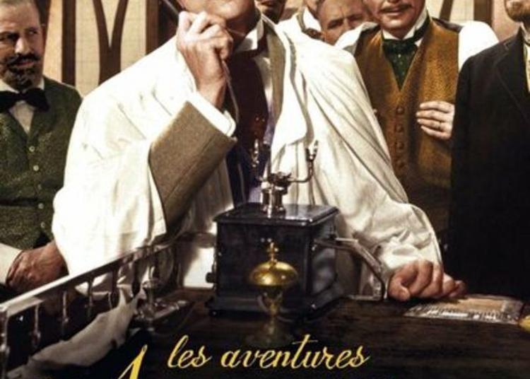 Projection Cinéma : Les Aventures D'arsène Lupin De Jacques Becker à Annecy