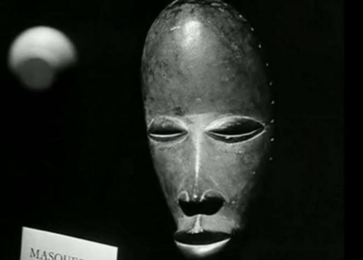 Projection Du Film « Les Statues Meurent Aussi » à Nouic