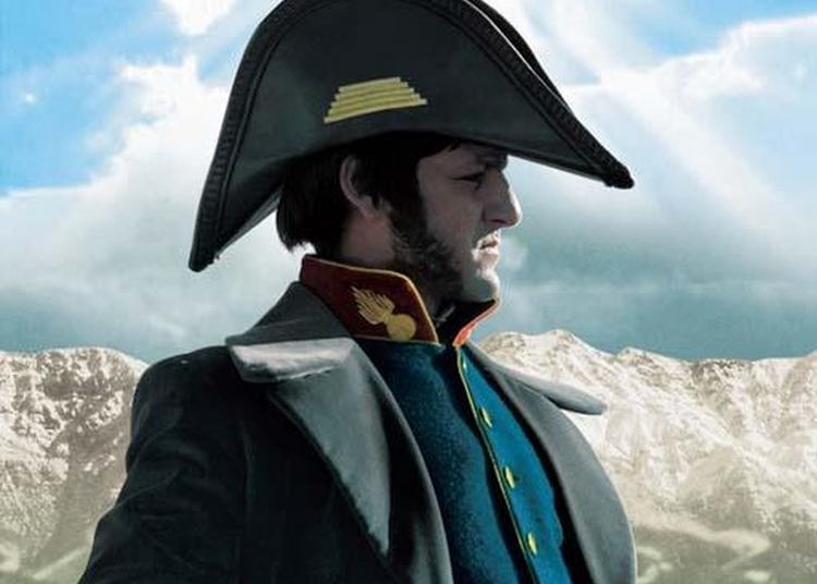 Projection Du Film Revolución, El Cruce De Los Andes De Leandro Ipiña à Boulogne sur Mer