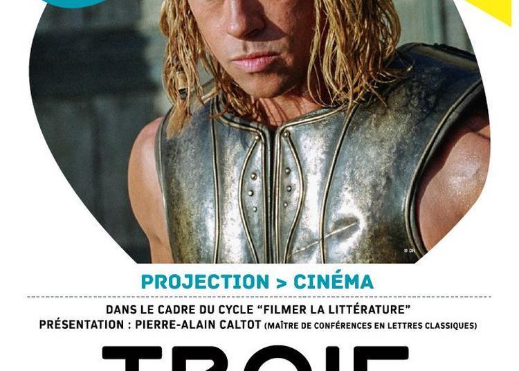 Projection du film Troie à Orléans