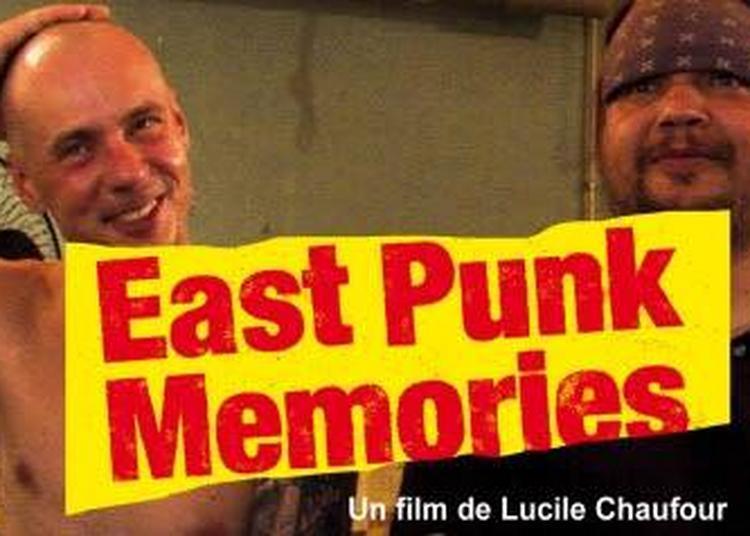 Projection East Punk Memories en présence de Lucile Chaufour à Paris 6ème