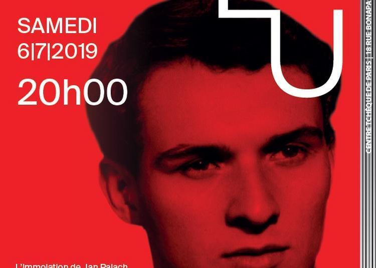 Projection « Feu » à Paris 6ème