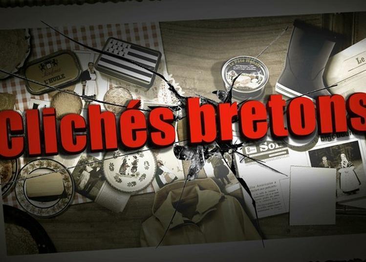 Projection Série Clichés Bretons à Batz sur Mer