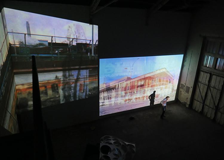 Projection Sonorisée à Riom
