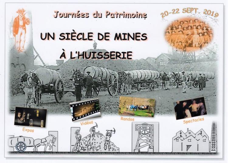 Projections De Films Sur Les Mines De Charbon De L'huisserie à L'Huisserie
