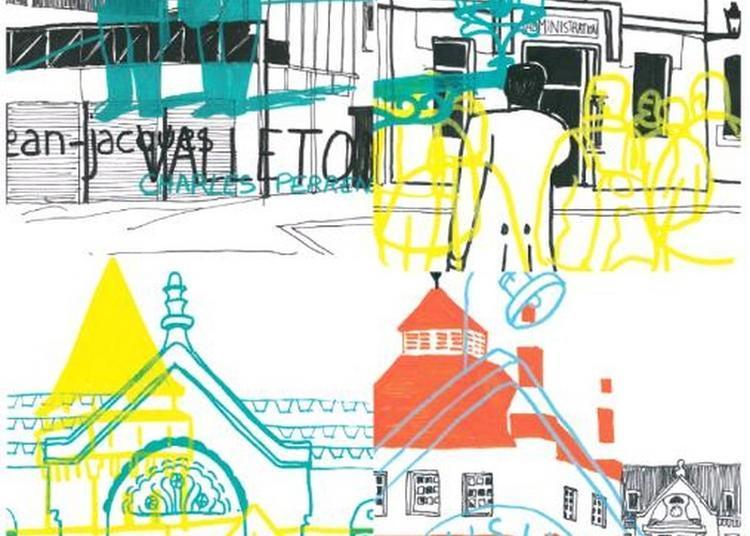 Projections Du Documentaire  De Chp À Chp , Réalisé Par Erwin Charmard, Sur L'évolution Du Centre Hospitalier Charles Perrens à Bordeaux