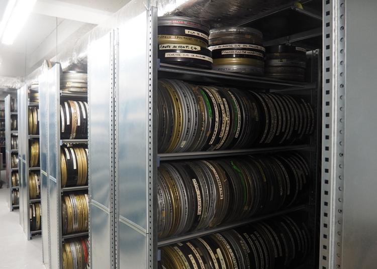 Projections Et Découverte De La Restauration De Films à L'agence Du Court Métrage à Paris 15ème