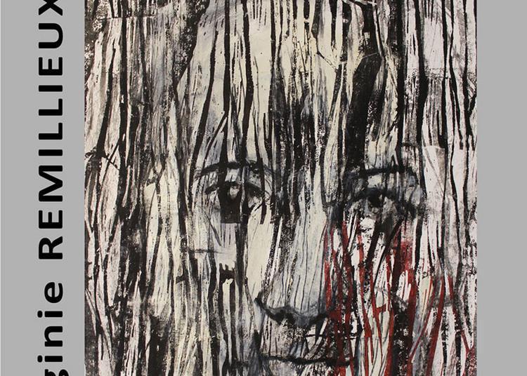 Prolongation exposition Variations de Virginie Remillieux à Saint Etienne