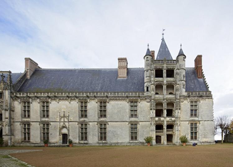 Promenade Au Château à Chateaudun