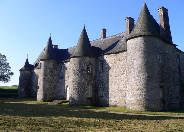 Promenade Au Château De Callac à Plumelec