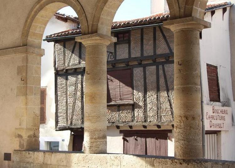 Promenade Commentée Dans Le Centre Médiéval à Airvault