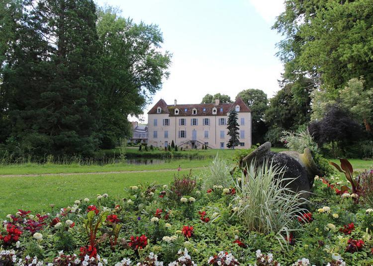 Promenade Commentée Découvrir Le Parc Vauvert Et Son Château à Clamecy