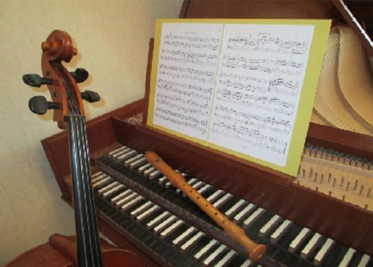 Promenade Musicale à Travers L'europe Baroque à Soultz Haut Rhin
