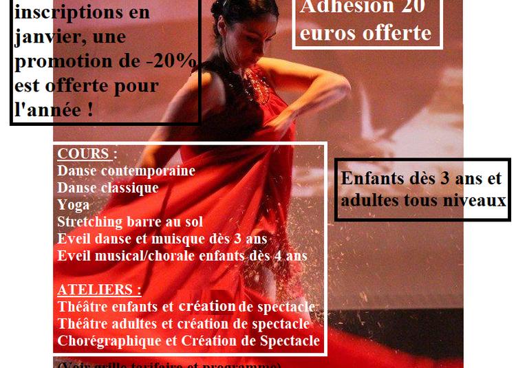 Promotion sur le tarif annuel - COMPAGNIE AGORA à Cosne sur Loire