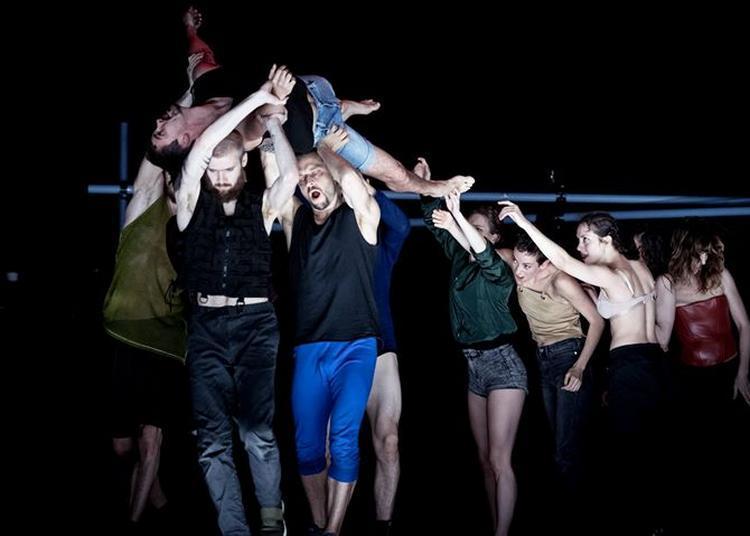 Protagonist- Jefta Van Dinther & Ballet Cullberg à Villeneuve d'Ascq