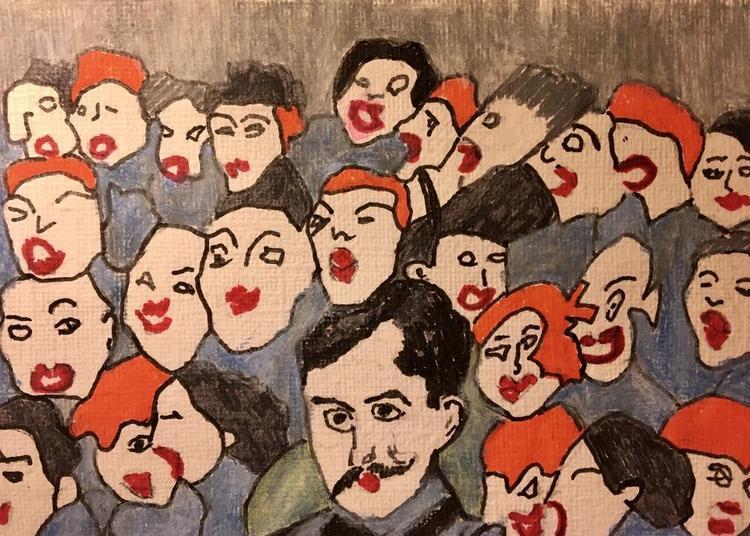 Proust à Voix Haute à Paris 12ème