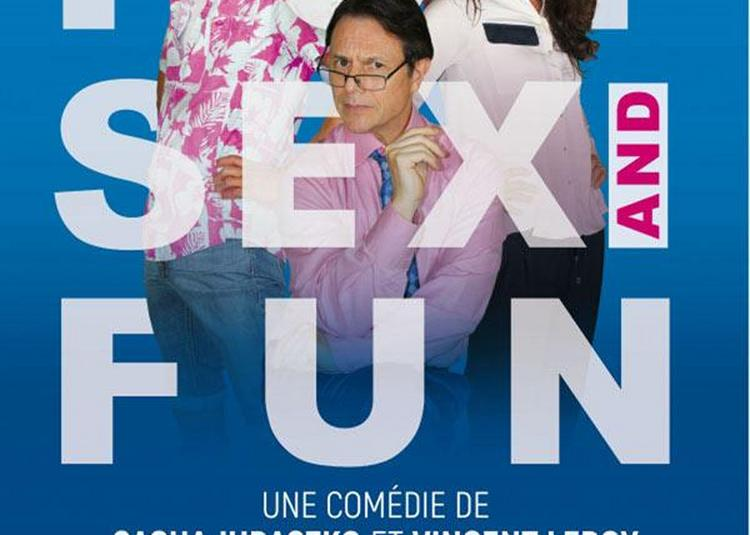 Psy, Sex And Fun à Toulouse