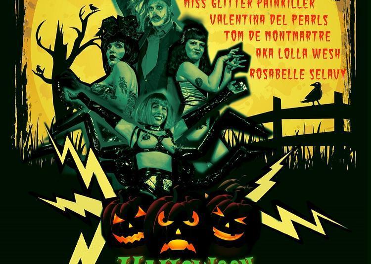 Psycho-rama : Halloween Burlesque show à Limoges