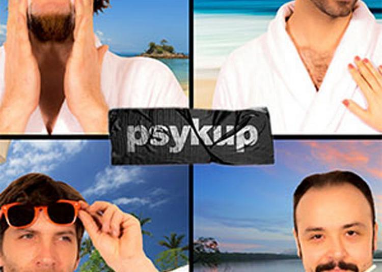 Psykup + Atlantis Chronicles à Paris 19ème