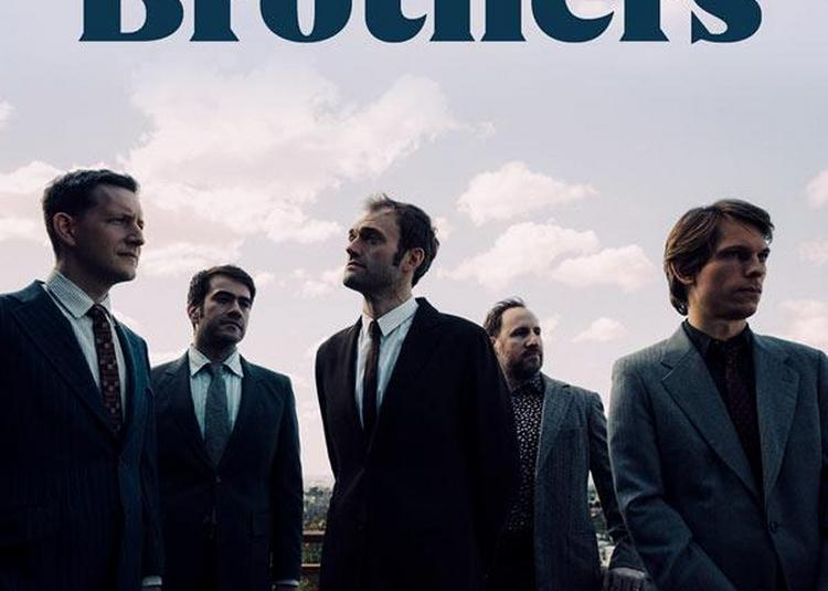 Punch Brothers à Paris 18ème