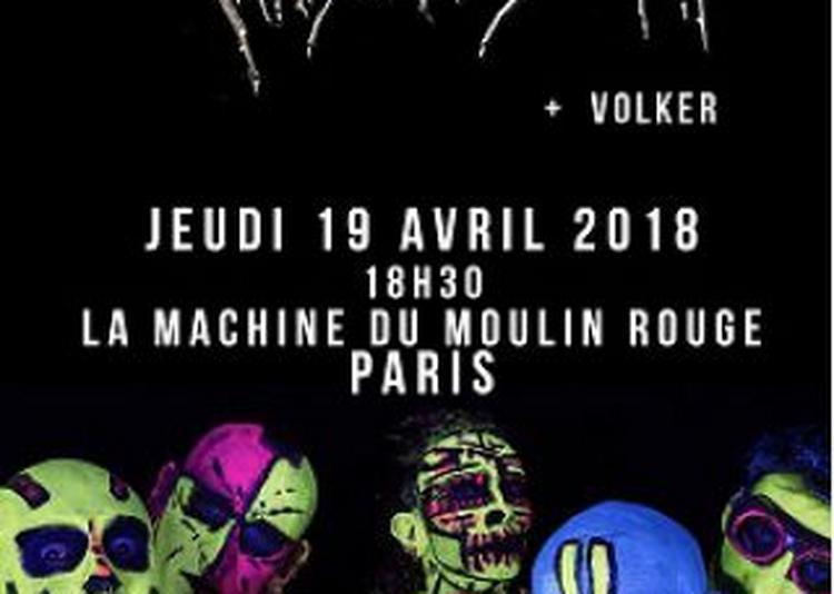 Punish Yourself + Christian Death à Paris 18ème