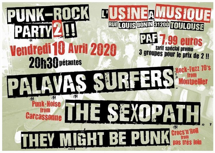 Punk-rock Party 2 ! à Toulouse