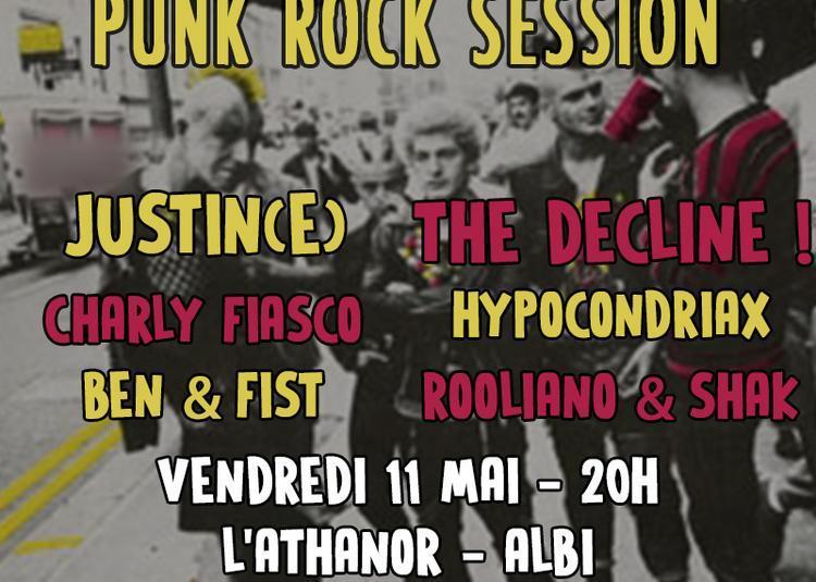 Punk rock session avec Pollux Asso ! à Albi