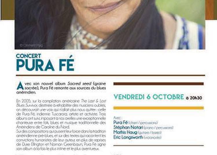PURA FÉ - Concert à Avignon