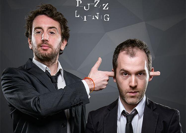 Puzzling - Les illusionnistes à Paris 11ème