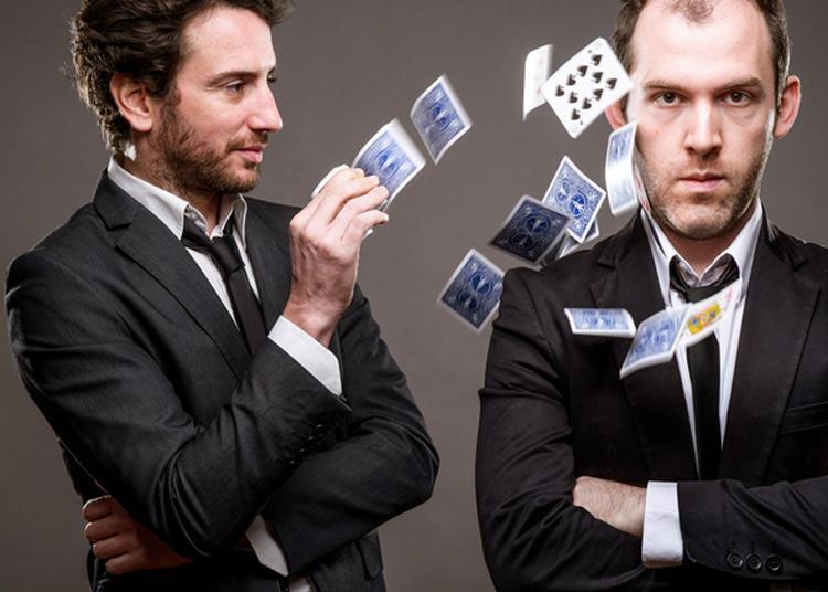 Puzzling/Les Illusionnistes à Landerneau