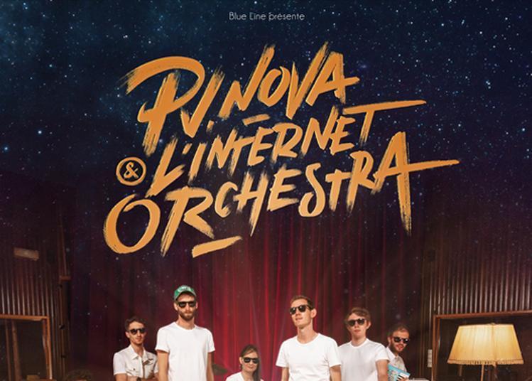 Pv Nova & L'Internet Orchestra à Bordeaux