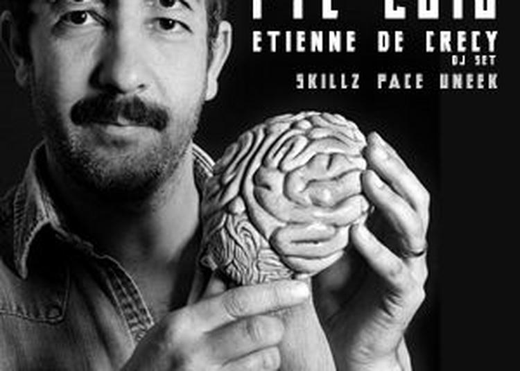 Pyrénées Circus 2018 - Etienne De Crécy à Saint Lary Soulan