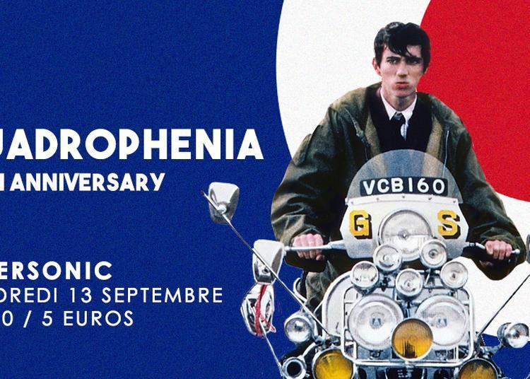 Quadrophenia 40th Anniversary / La Nuit Mods à Paris 12ème