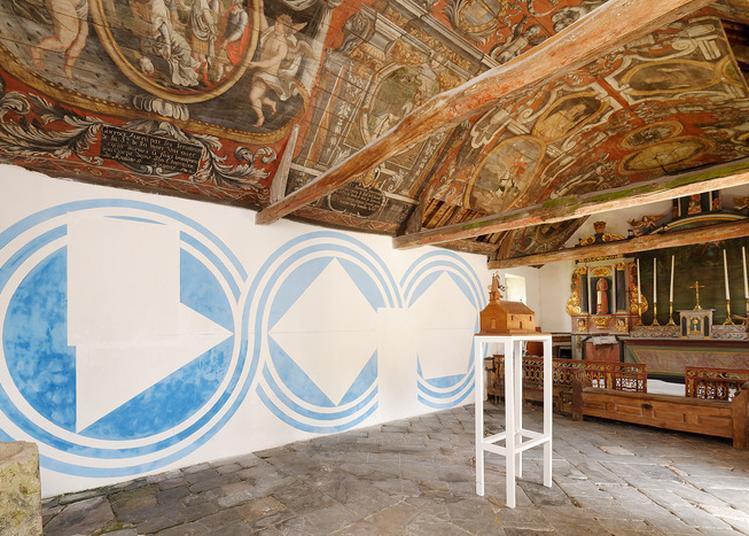Quand L'art Contemporain Dialogue Avec Le Patrimoine Religieux En Centre Bretagne ! à Pontivy