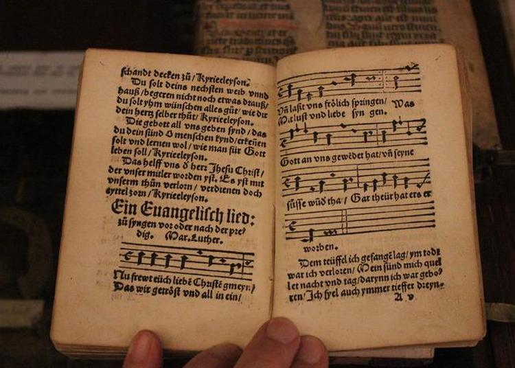 Quand La Musique Fait Impression : De Gutenberg Aux Logiciels De Musique à Strasbourg