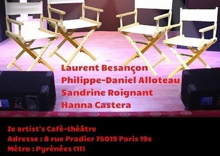 Quand Les Femmes S'Emmelent, Les Hommes Se Taisent à Paris 19ème