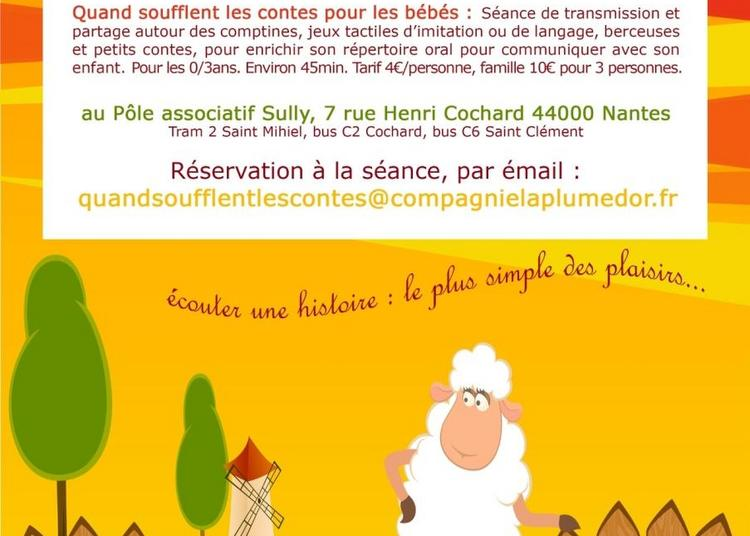 Quand soufflent les contes, Les ptits d'hommes à Nantes