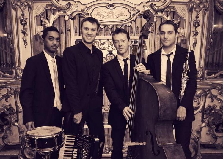 Quartet des Années folles à Marcq en Baroeul