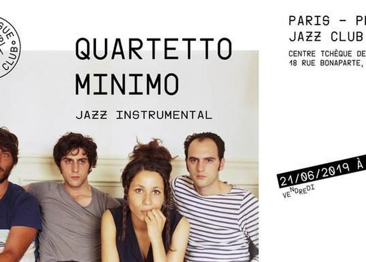 Quartetto Minimo à Paris 6ème