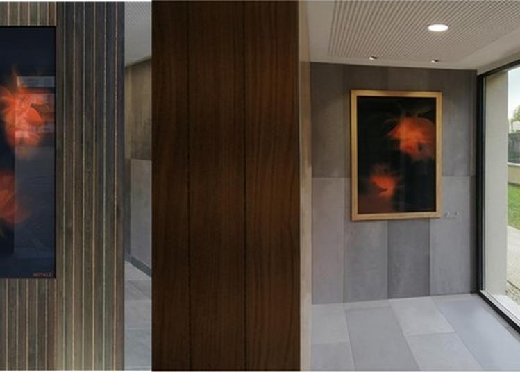 Quatre Oeuvres De Guillaume Bottazzi Illuminent La Nouvelle Place Du Marché à Vaujours