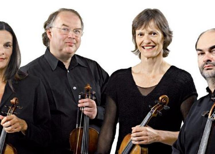 Quatuor à cordes à Amilly