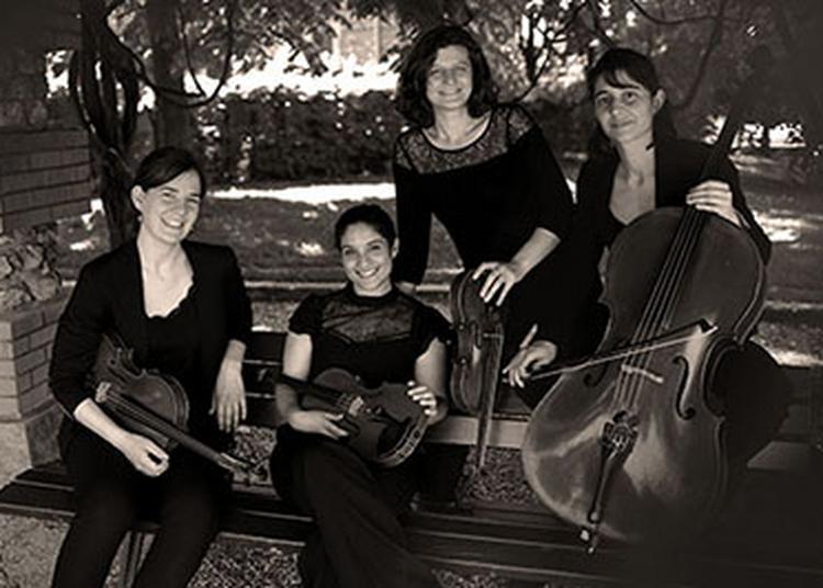Haydn, Kurtag, Schubert à Saintes
