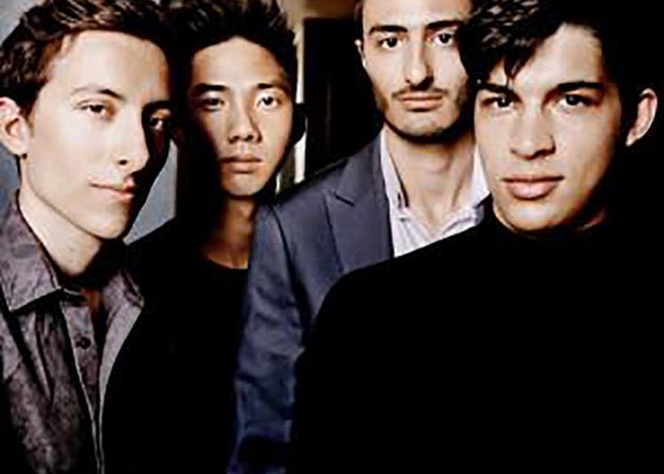 Quatuor Arod - Elsa Dreisig à Paris 19ème