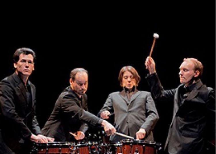 Quatuor Beat : Kromoritmos à Boulogne Billancourt