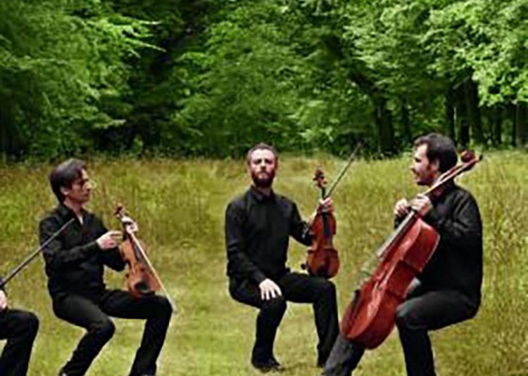 Quatuor Bela à Paris 19ème